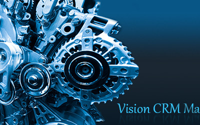 Vision CRM Manufacturing Features