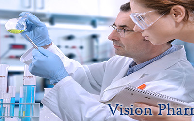Vision Pharma CRM Analytics