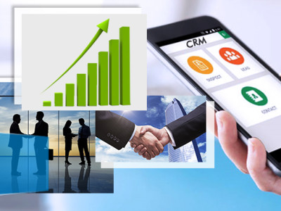 Mobile CRM perfect solution to increase your Sales